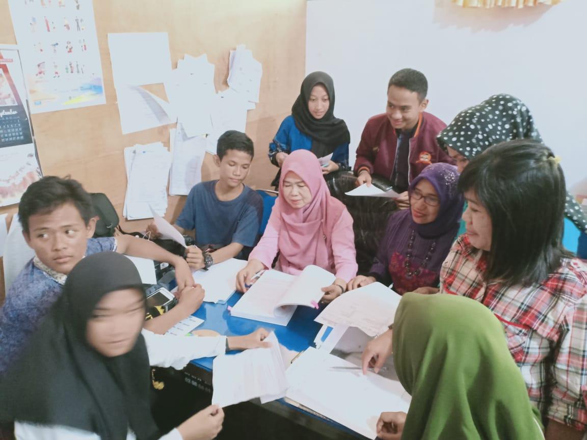 Forum Anak Tingkat Kabupaten Luwu Utara Gelar Pengumpulan
